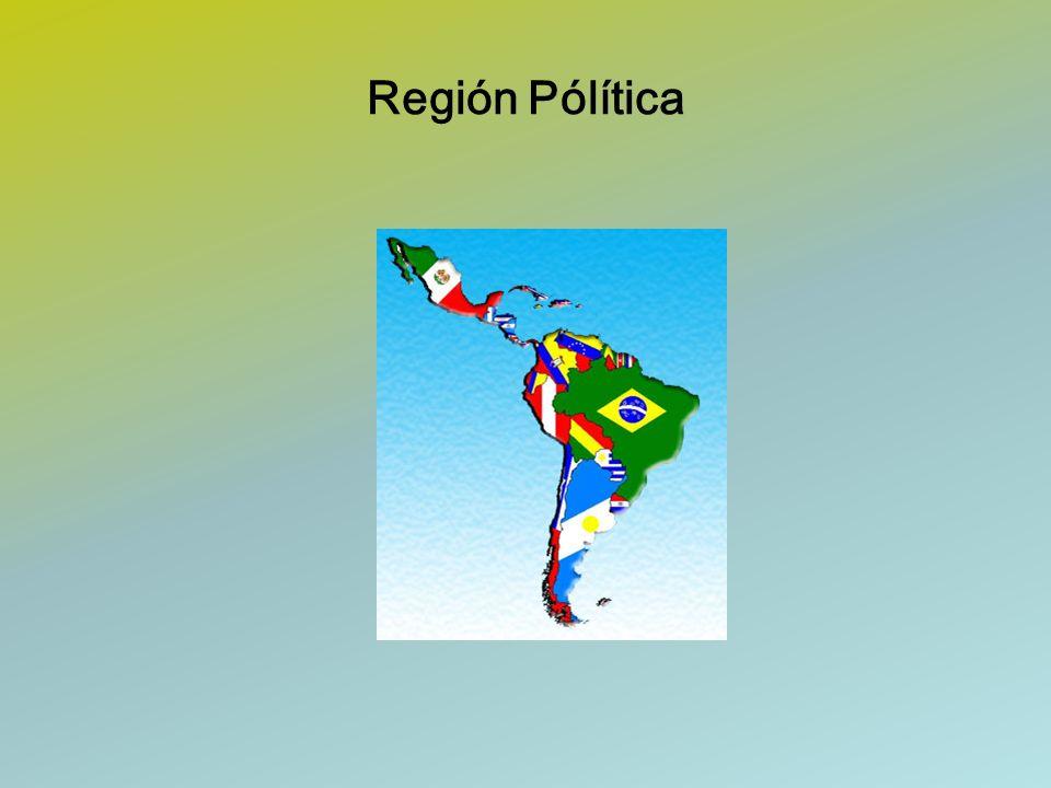 Región Pólítica
