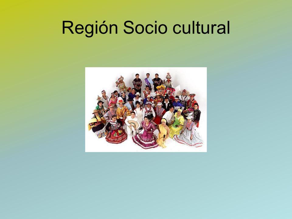 Región Socio cultural