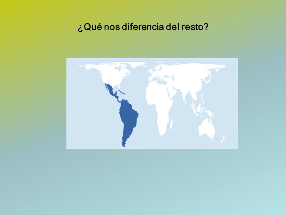 ¿Qué nos diferencia del resto?