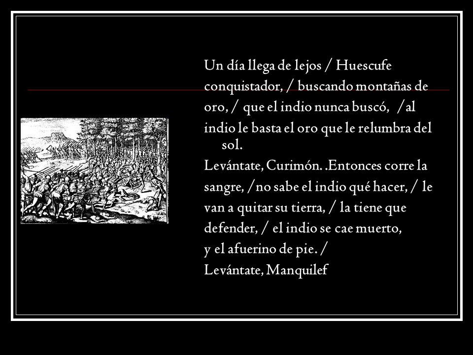 Sistema de Parlamentos Son verdaderas conferencias o reuniones generales que celebraron los gobernadores españoles con los caciques araucanos en un lugar señalado de antemano, con objeto de establecer una política de paz y amistad.