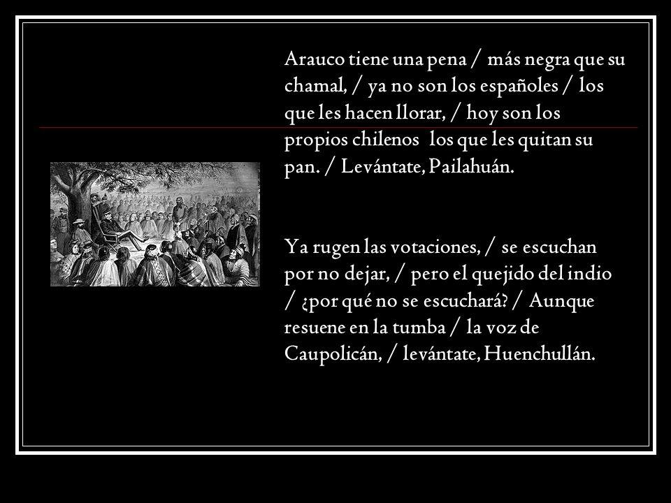 Las relaciones entre hispano- criollos y mapuche se han definido tradicionalmente bajo el concepto general de Guerra de Arauco