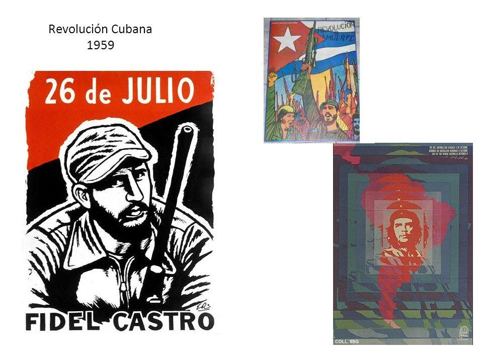 Revolución Cubana 1959
