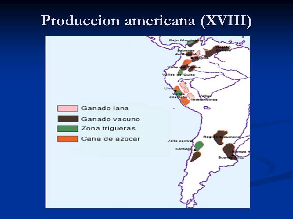 LA HACIENDA: La creciente actividad ganadera y agrícola en Chile durante el siglo XVIII, permite que la hacienda se convirtiera en una unidad económica básica.