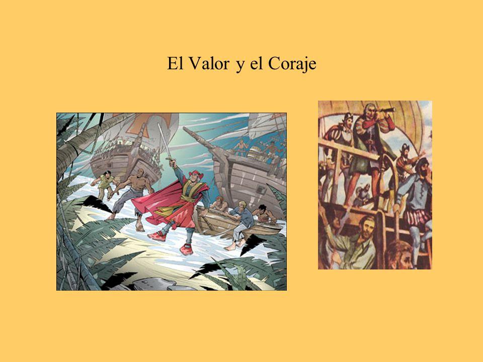 El Valor y el Coraje