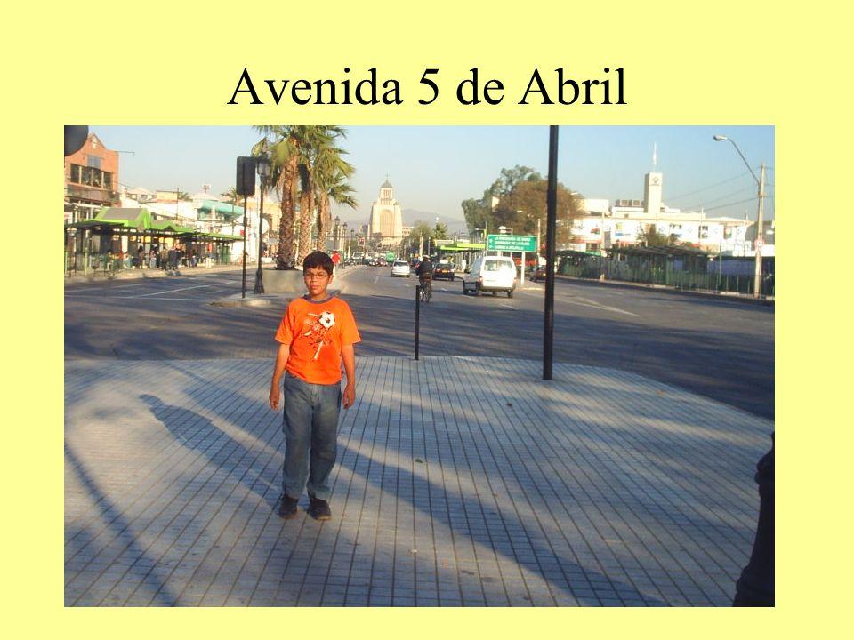 Avenida 5 de Abril