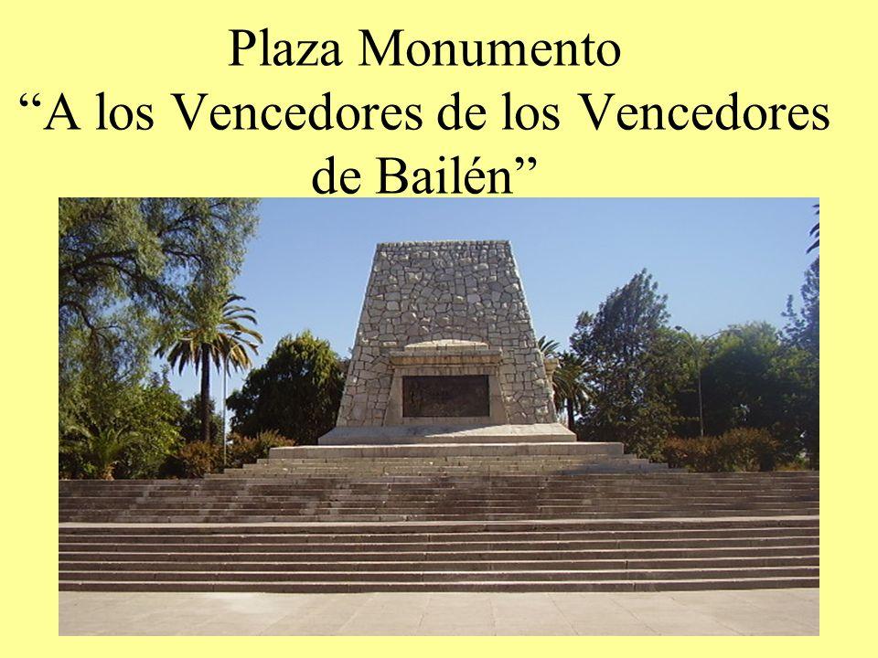 Plaza Monumento A los Vencedores de los Vencedores de Bailén