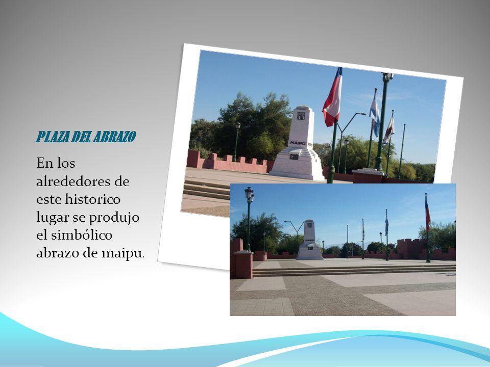 Maipu cuna de la patria La comuna de Maipú tiene directa relación con la independencia de Chile ya que donde esta ubicada se llevo a cavo una de las mas importantes batallas lideradas por el general Chileno Bernardo OHiggins y el general argentino Jose de San Martin quien vino en apoyo de las tropas chilenas.
