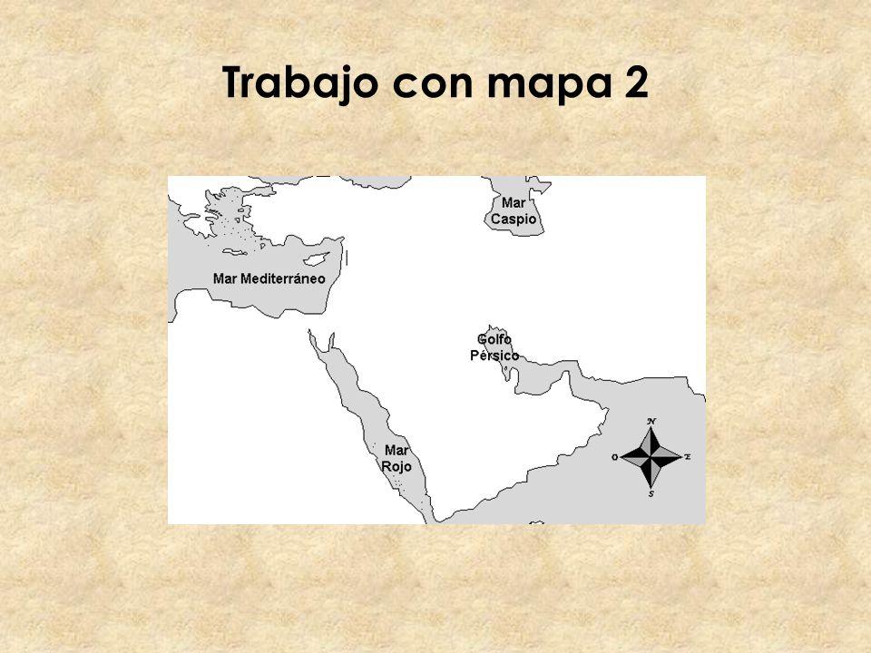 Trabajo con mapa 2