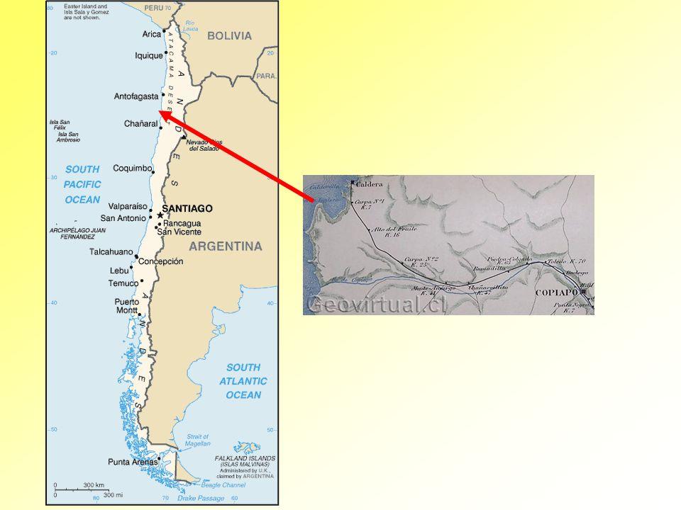 Inicio de la colonización alemana en la región de Valdivia.