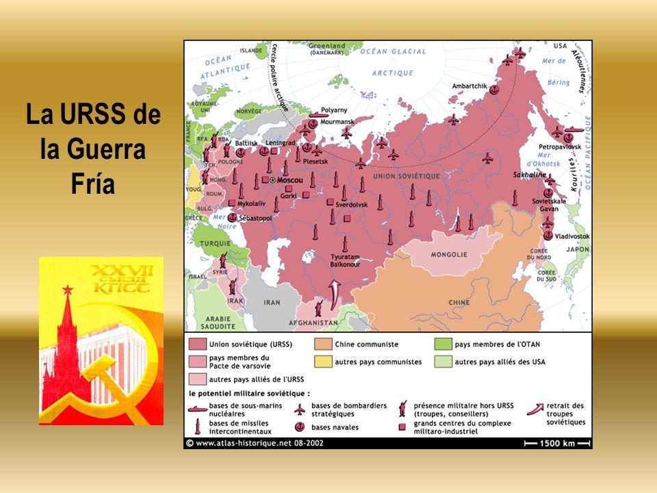 Antes de Moscú Los cambios en la URSS impactaron también en los países comunistas.