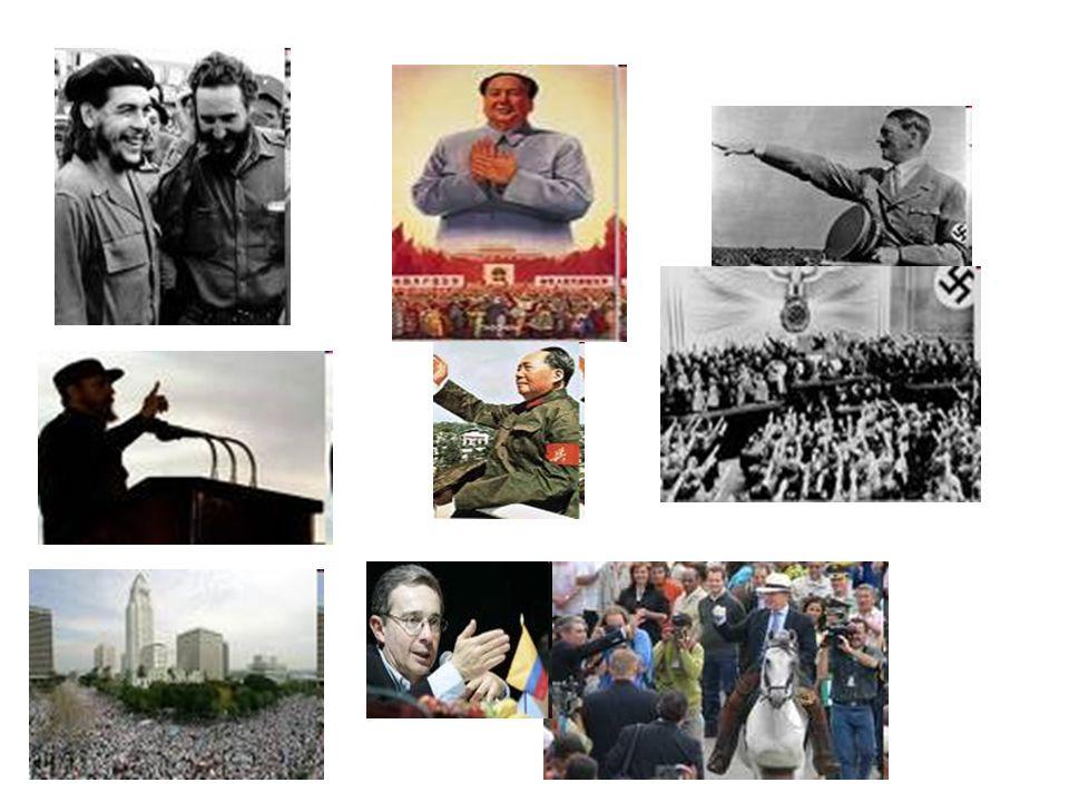 Violencia y política Hito fundacional, partera de la historia.