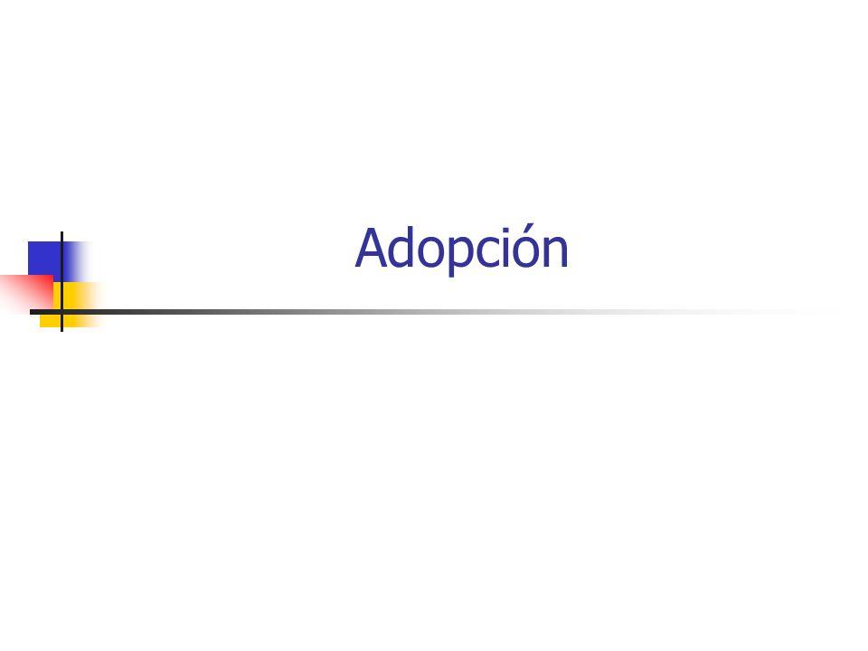 Procedimiento Adopción – Art.