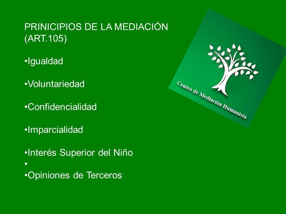 Características de la Entrevista con Niños Confianza Progenitores.