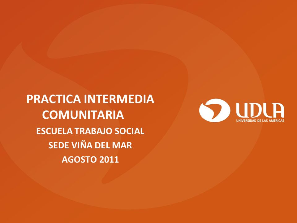 Private & Confidential – For Internal Use Only CONTENIDOS / ACTIVIDADES DIAGNÓSTICO SOCIAL COMUNITARIO PARTICIPATIVO