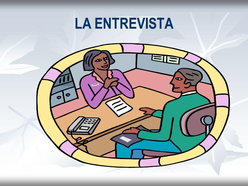 ENTREVISTA DE ENFOQUE CUALITATIVO La entrevista tiene enfoque cualitativo.