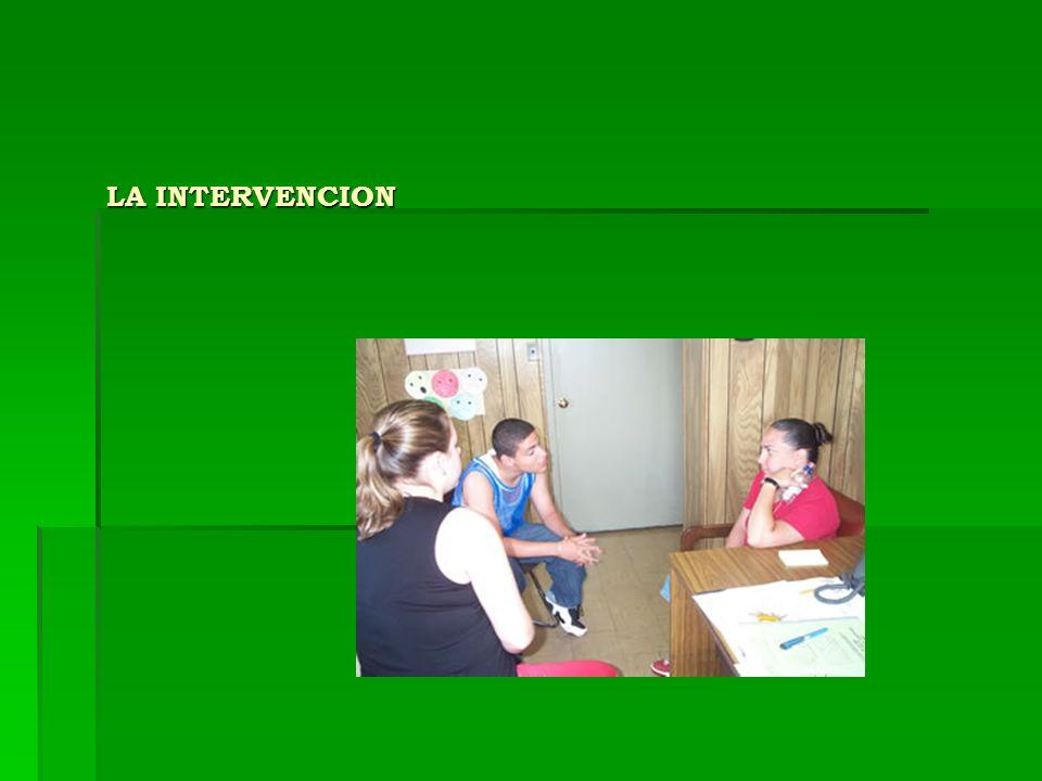 LA INTERVENCION