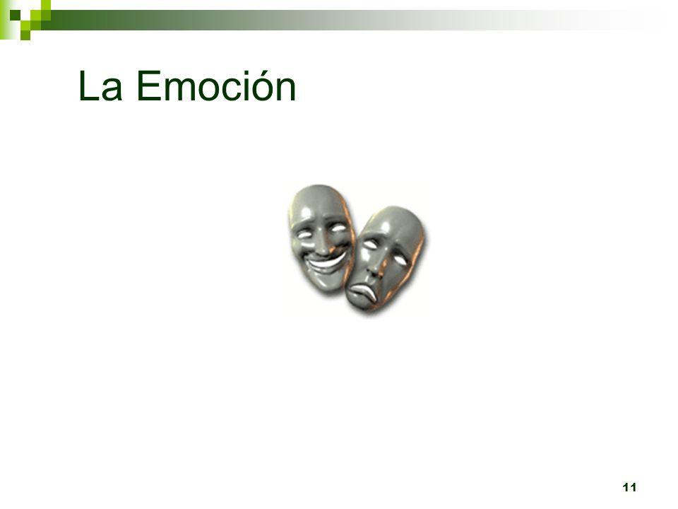 11 La Emoción