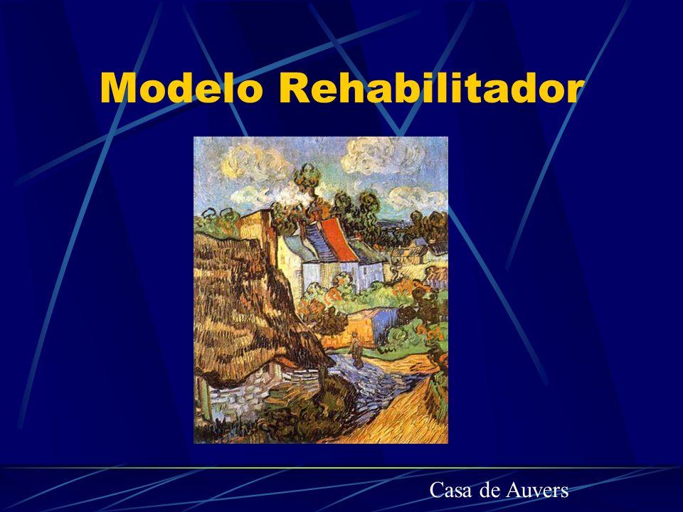 Modelo Rehabilitador Casa de Auvers