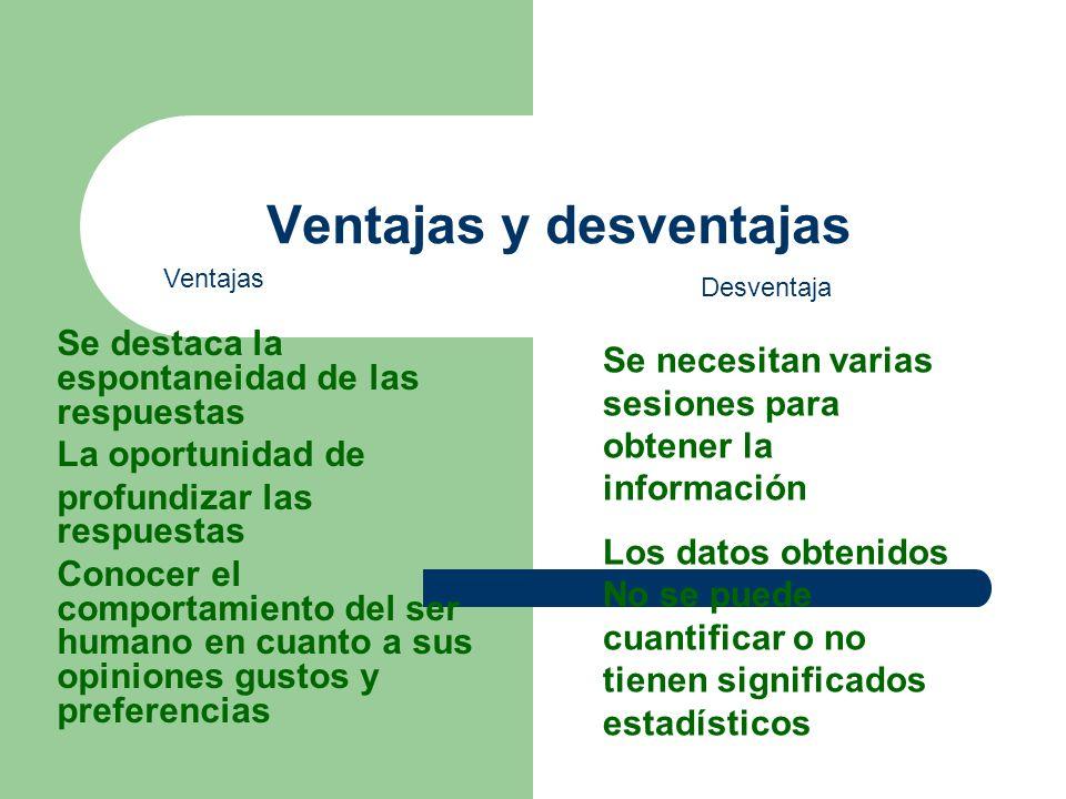 Focus Group v/s Grupo De Discusión
