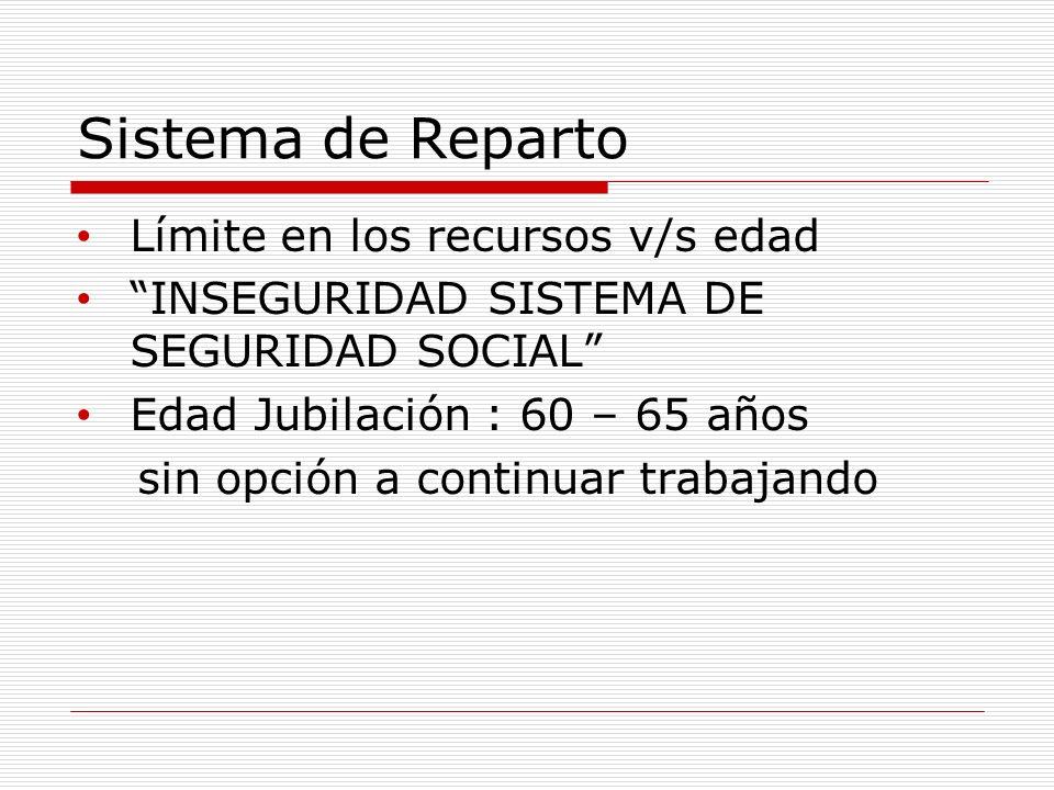 Sistema de Transición Estado : garantizó que las pensiones no se afectaran por el cambio Cotizantes optaron por quedarse o cambiar Bono de Reconocimiento (interés 4%).