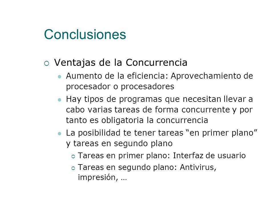 Introducción a la Concurrencia ¿Qué es la concurrencia? ¿Dónde se usa la concurrencia? ¿Cómo se usa la concurrencia? Conclusiones