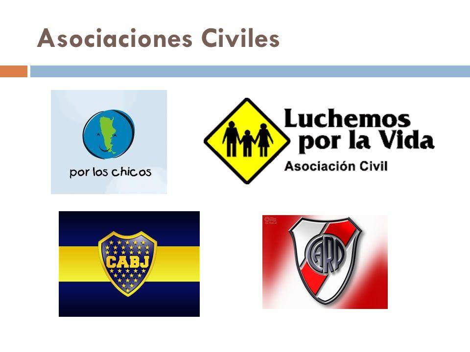Asociaciones Civiles