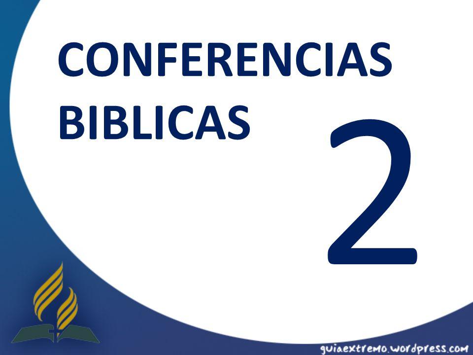 CONFERENCIAS BIBLICAS 2