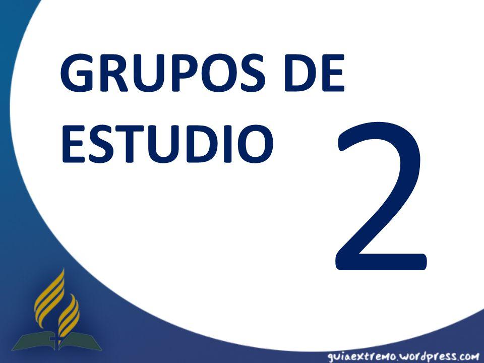 GRUPOS DE ESTUDIO 2