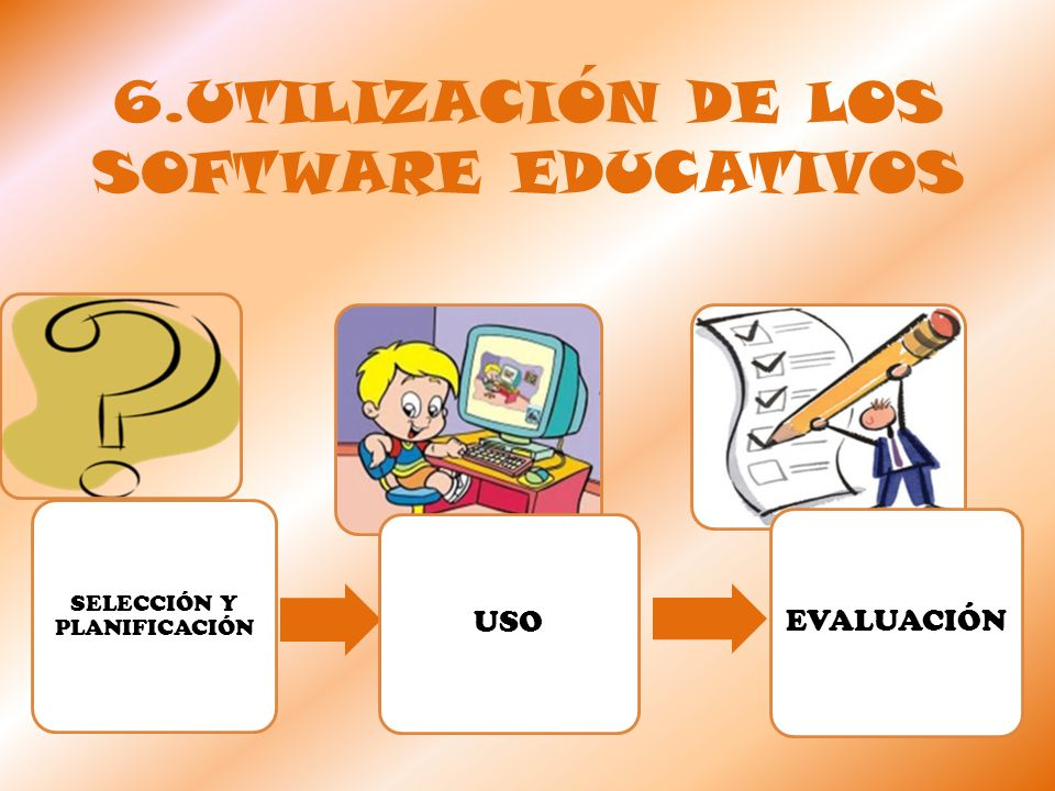 7.GUÍA PARA EL DOCENTE Realizar un uso del software sin la pérdida de contenidos.