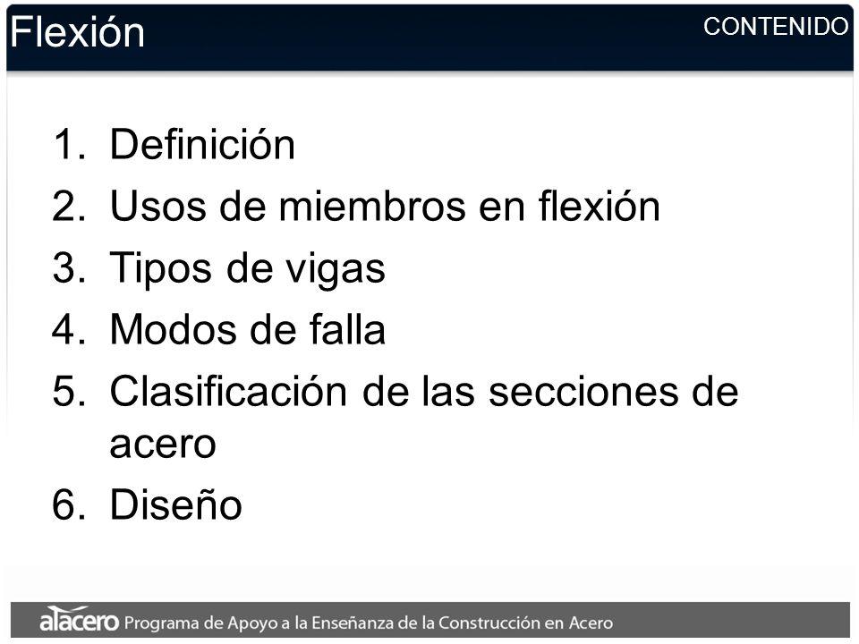 6. Diseño MIEMBROS DE SECCION NO COMPACTA