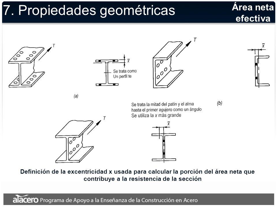 Referencias principales 8.Diseño Especificaciones AISC (2005) –Capítulo D.