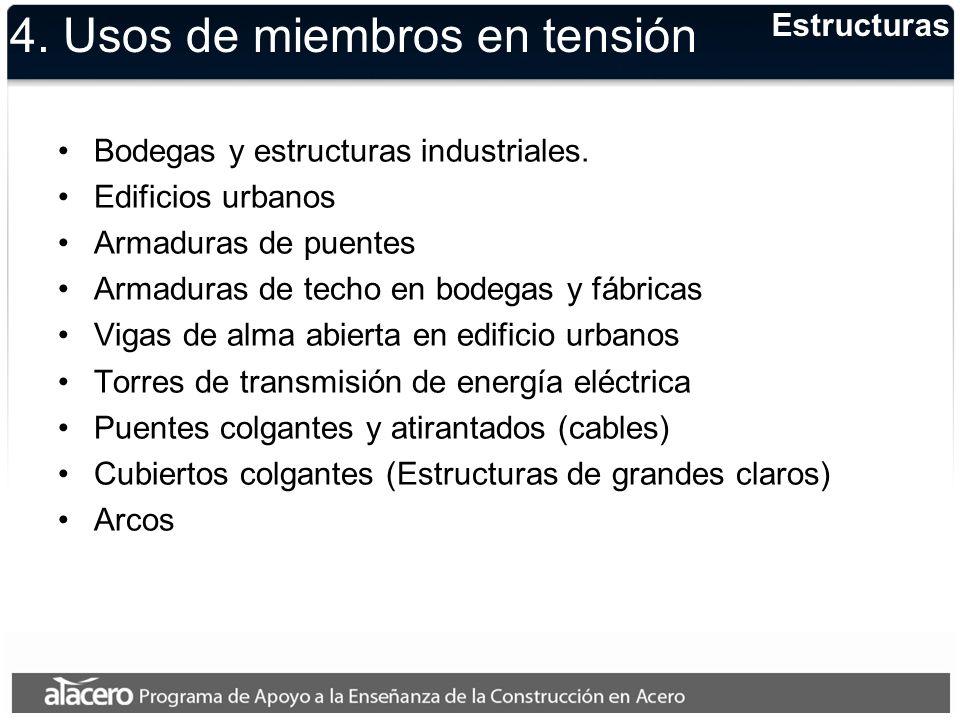 Estructuras industriales 4.