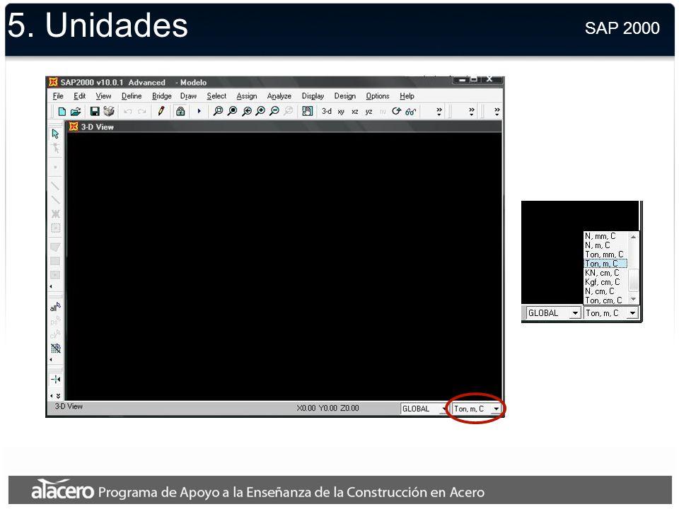 5. Sap 2000 SAP 2000