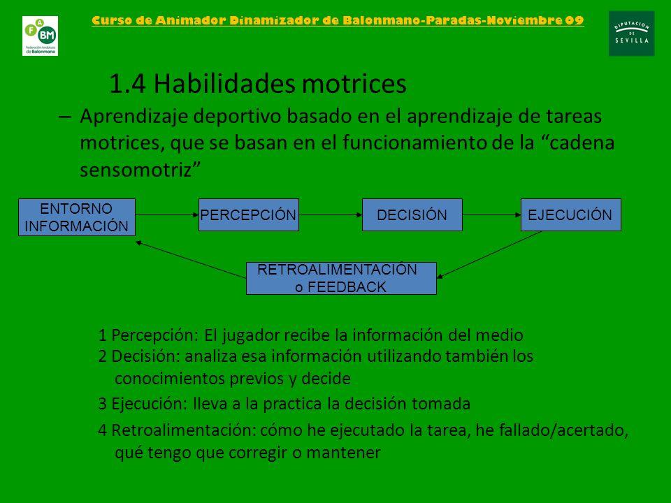 4.1 Planificación 4.2 Organización de la sesión Curso de Animador Dinamizador de Balonmano-Paradas-Noviembre 09 Tema 4: Fundamentos para el desarrollo y diseño de la planificación.