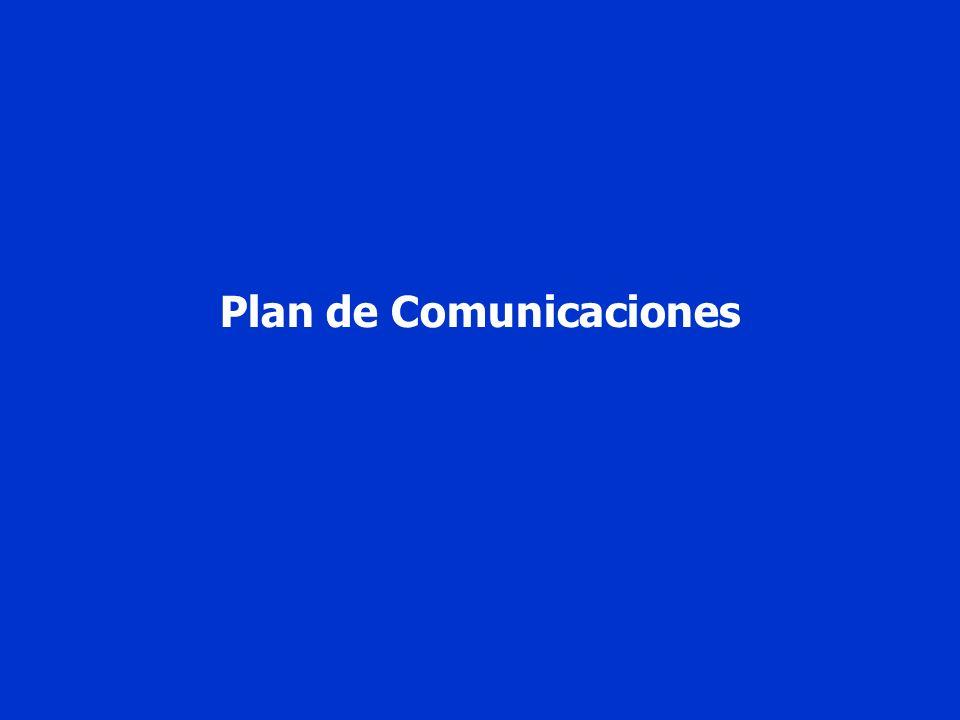 Estructura del Plan de Comunicación institucional La estructura de un plan de comunicaciones parte con una descripción de la situación actual de la empresa o institución.