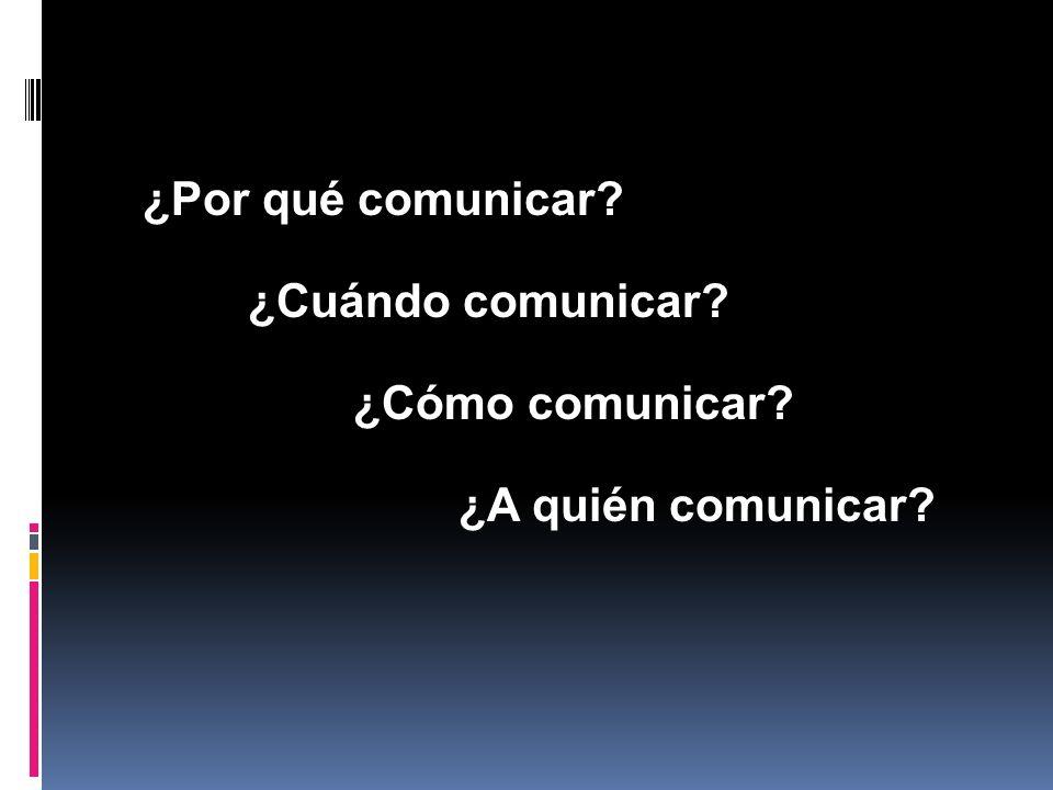 El ser humano es un ser en comunicación.Derecho humano a la información Comunidad = comunicación.