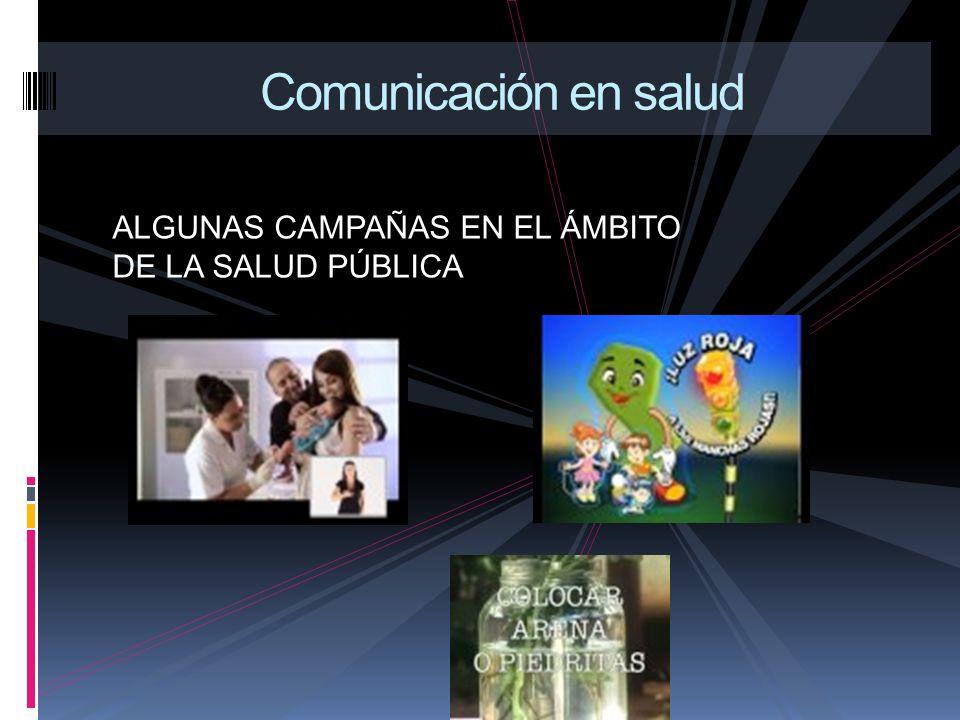 Ámbitos de la comunicación institucional Comunicación interna.
