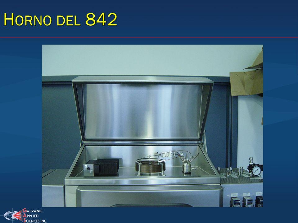 H ORNO DEL 842