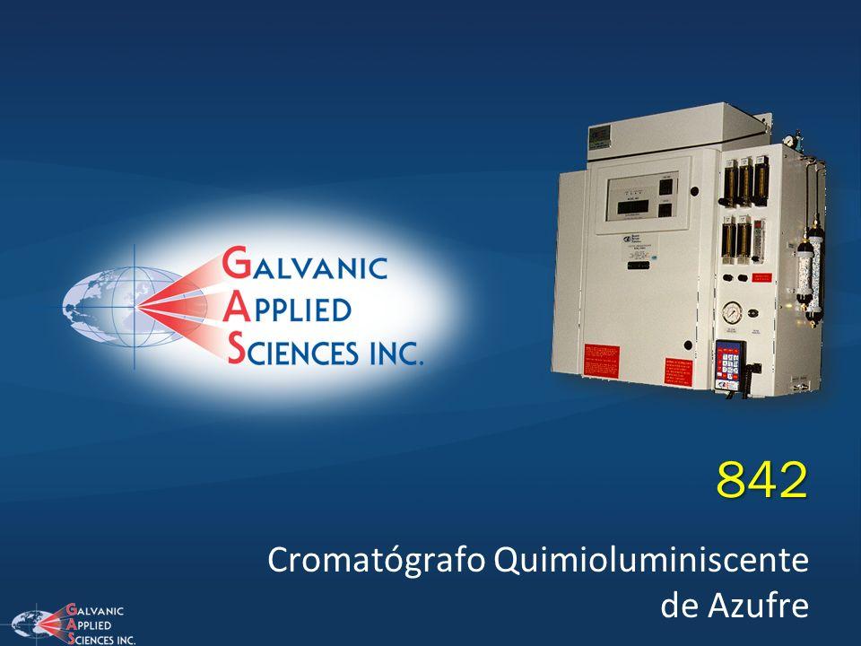 Cromatógrafo Quimioluminiscente de Azufre 842