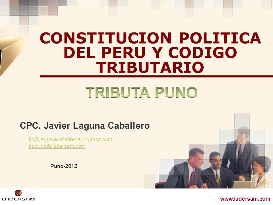 www.ladersam.com PRINCIPIOS CONSTITUCIONALES DEFINICION DE PRINCIPIO ES UN AXIOMA QUE PLASMA UNA DETERMINADA VALORACION DE JUSTICIA DE UNA SOCIEDAD, SOBRE LA QUE SE CONSTRUYEN LAS INSTITUCIONES DEL DERECHO Y QUE EN UN MOMENTO DETERMINADO INFORMA DEL CONTENIDO DE LAS NORMAS JURIDICAS DEL ESTADO