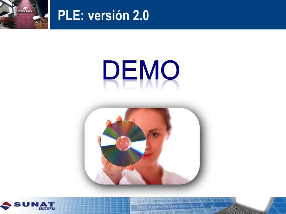 PLE: versión 2.0