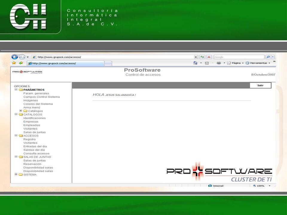 RSDResidente Del sistema RCPRecepción Control de entradas Y salidas TIPOS DE USUARIOS ADM Administrador Manager Administrador Manager Del sistema SIS Administrador Ejecutivo del sistema