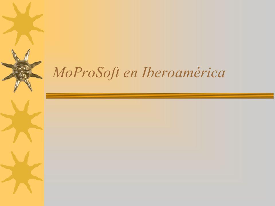 MoProSoft en Iberoamérica