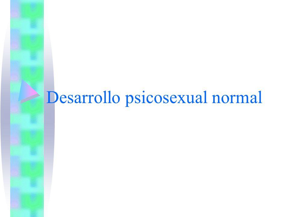 Conceptos Identidad de género Rol o papel sexual Orientación sexual Estabilidad sexual Constancia sexual