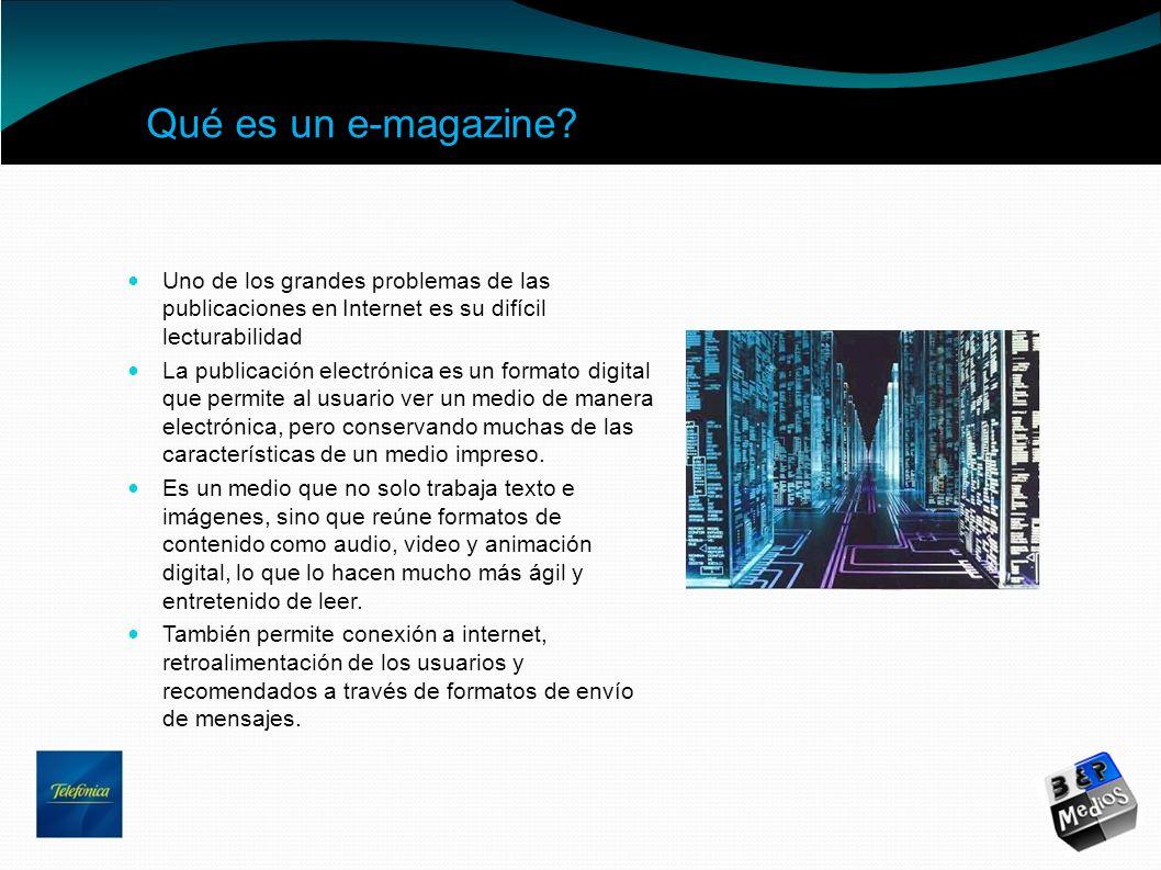 Temas y secciones sugeridas e-magazine pymes Gerencia Mercadeo Tendencias Nuevas tecnologías: internet, móviles, software, hardware.