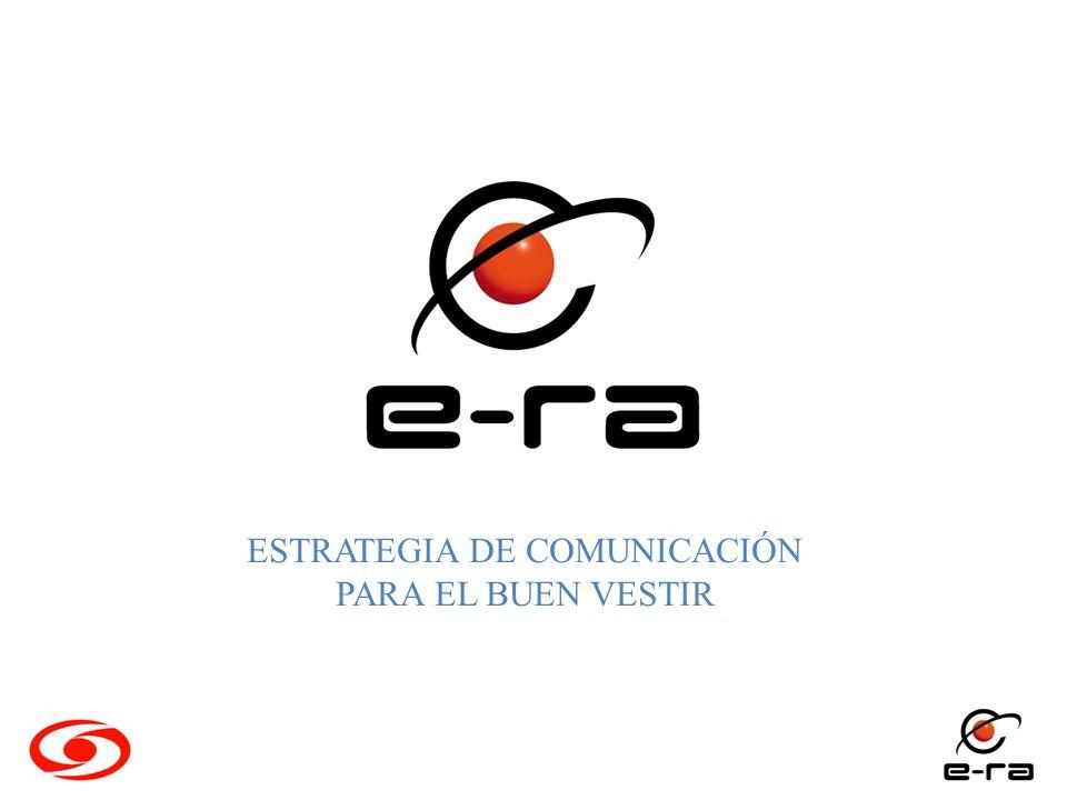 ESTRATEGIA DE COMUNICACIÓN PARA EL BUEN VESTIR