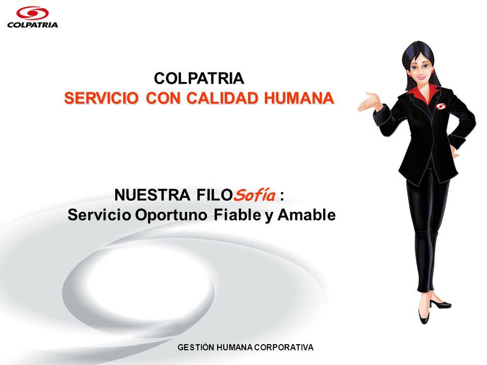 GESTIÓN HUMANA CORPORATIVA El contacto empleado- cliente es la fábrica en ventas y servicios.