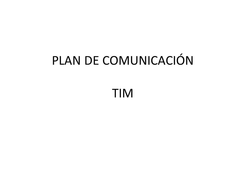 TIM -ON El control está en tus manos… Por termas de derecho de autor, se requiere diseñar un personaje con características similares a las de TIMON, para que sea éste un personaje corporativo.