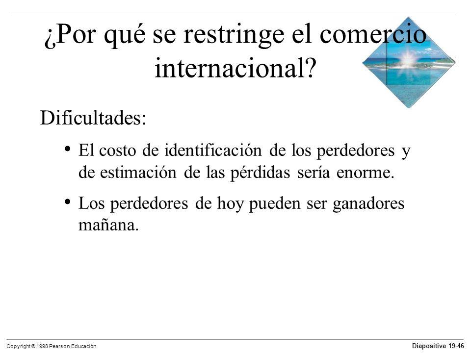 Diapositiva 19-47 Copyright © 1998 Pearson Educación Fin