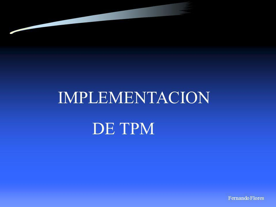 PRE-ACTIVIDADES DEL TPM * ESTRUCTURAS ORGANIZACIONALES.